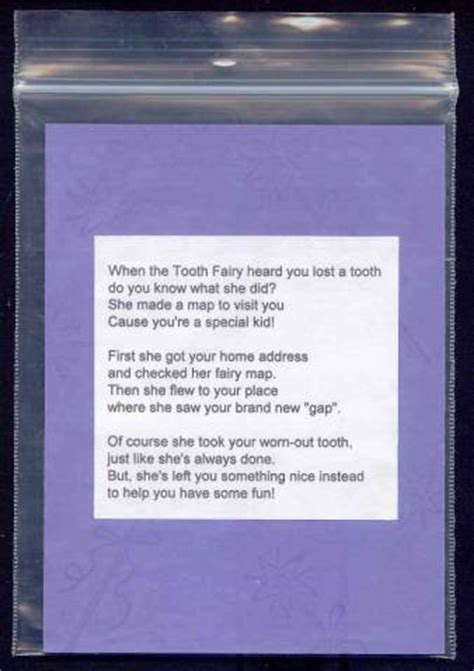 tooth fairy poem  maggiemay  splitcoaststampers