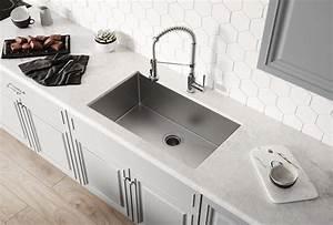 10 Best Kitchen Sinks In 2020  Stainless Steel  Undermount