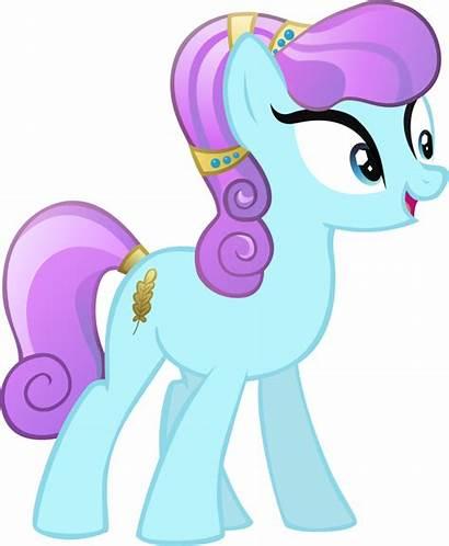 Pony Crystal Ponies Magic Friendship Deviantart Vector