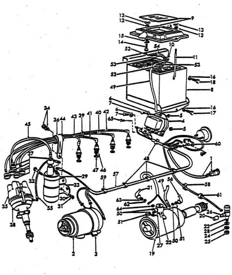1954 Ford 600 Wiring Diagram by G Cars Ford 3000 Tractor Wiring Diagram