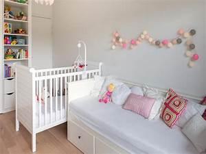 Guirlande Deco Chambre : la chambre d enfant murs et merveilles ~ Teatrodelosmanantiales.com Idées de Décoration