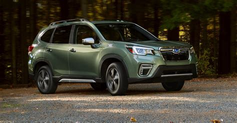 subaru forester revealed caradvice