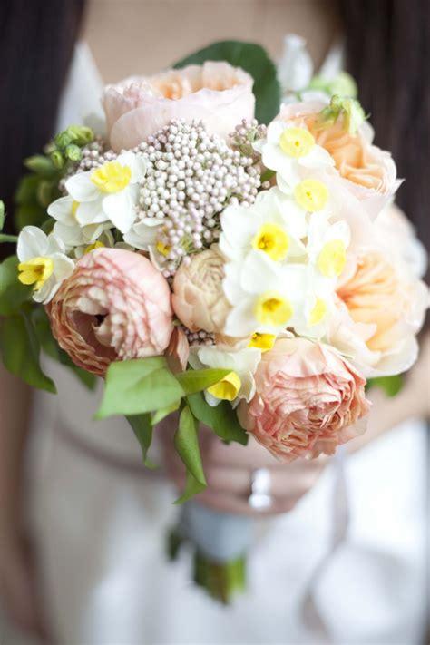daffodil wedding bouquet elizabeth anne designs