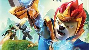 Cgr Undertow Lego Legends Of Chima Lavalu002639s Journey