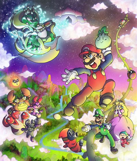 Super Mario Bros 2 By Supercaterina On Deviantart