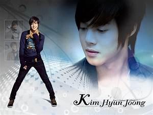 nunu always love kim hyun joong forever