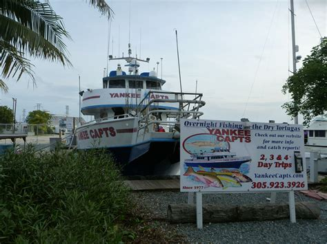 Yankee Clipper Fishing Boat Key West by Yankee Capts Mutton Marathon 8 16 13 To 8 18 2013