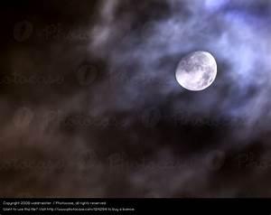 Photocase - sky clouds dream moon planet celestial bodies ...