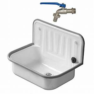 Waschbecken Für Draußen : ausgussbecken waschbecken f r drau en garten ~ Frokenaadalensverden.com Haus und Dekorationen