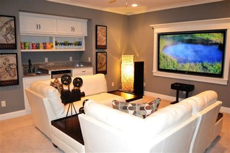 Small Media Room Ideas  Joy Studio Design Gallery Best