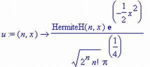 Stationäre Verteilung Berechnen : harmonischer oszillator quantenmechanisch ~ Themetempest.com Abrechnung