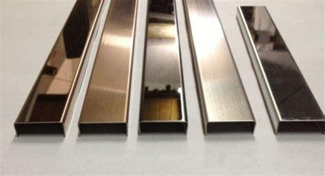 Outside Corner Metal Tile Trim by Stainless Steel Tile Door And Window Inside Outside Corner