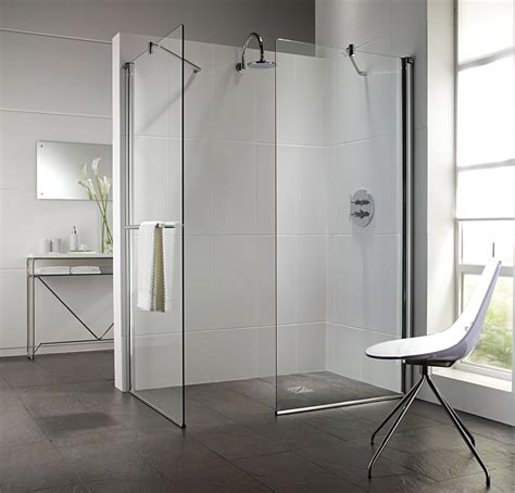 and in shower twyford hydr8 walk in flat glass shower panel 900mm h85950cp