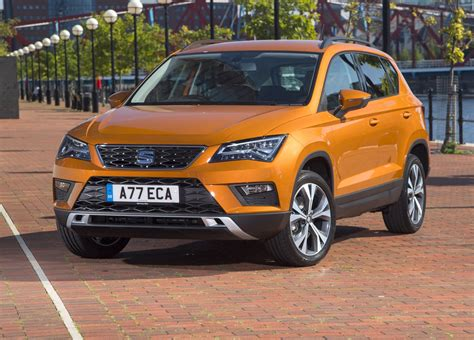 Seat Ateca by Seat Ateca Suv Review Parkers