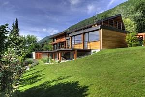 plan maison 110m2 plain pied With amenagement exterieur maison terrain en pente 8 cout construction maison avec sous sol maison moderne