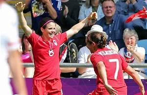 Christine Sinclair's 'Captain Canada' lifts team to ...