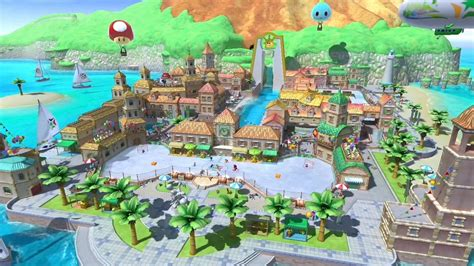 How About A Super Mario Sunshine 2 In This Art Style