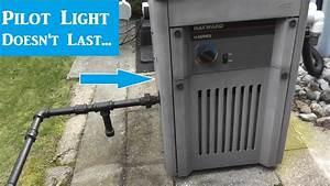 Hayward Spa Heater Troubleshooting