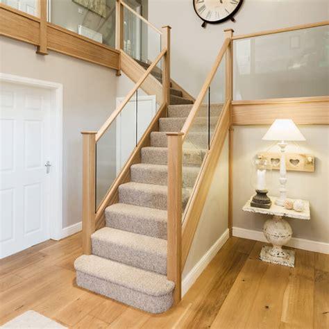 Modern Banisters Uk glass balustrade staircase neville johnson