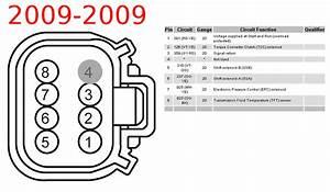 4r70w Aode Transmission Bulkhead Pinouts