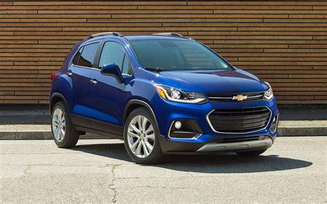 Comparison  Chevrolet Trax Lt 2017  Vs Chevrolet