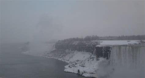 Niagara Falls Boat Ride Winter by Niagara Falls The Big Jackfruit Tree