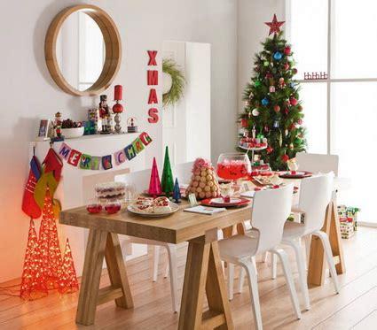zonas de la casa  decorar en navidad decoracion de