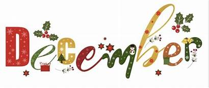 December Month Holidays Birthday Holiday Letters Dec