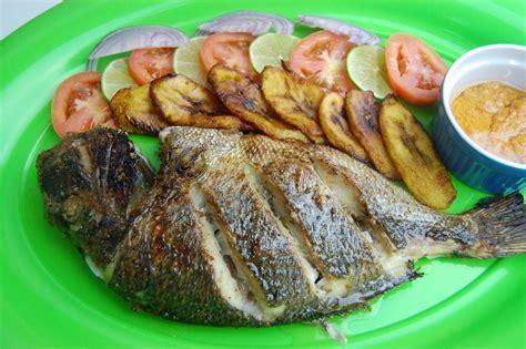 cuisine africaine facile recettes africaine poisson