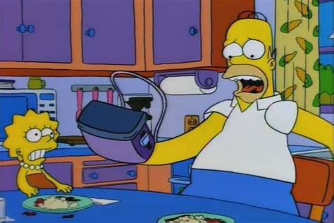 Simpsons Toaster - treehouse of horror v everything simpsons