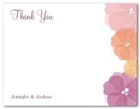 wedding programs diy templates printable watercolor flower thank you card template