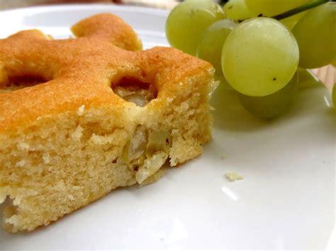 recette du g 226 teau aux raisins frais la tendresse en cuisine