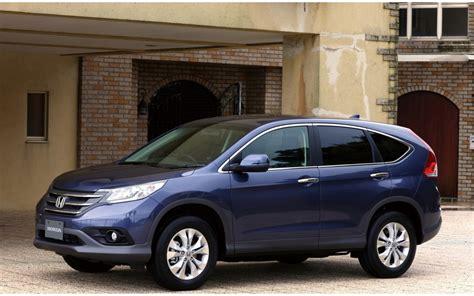 Honda Crv Backgrounds by 2012 Honda Cr V Blue Car Wallpapers 1920x1200 570917