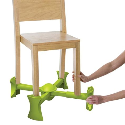 rehausseur pied de chaise kaboost chair booster seat raises height of any chair