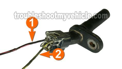 part    test  crankshaft position sensor ford