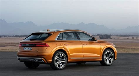 2019 Audi Q8 A Close Look At Audi's Stylish New Suv