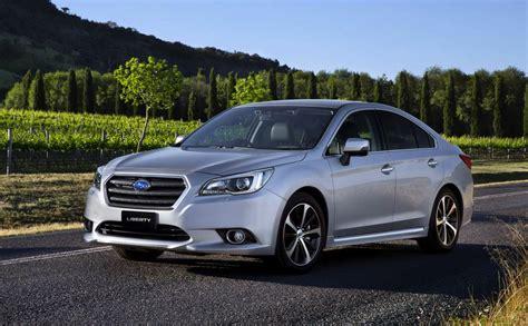 2015 Subaru Liberty On Sale In Australia From $29,990