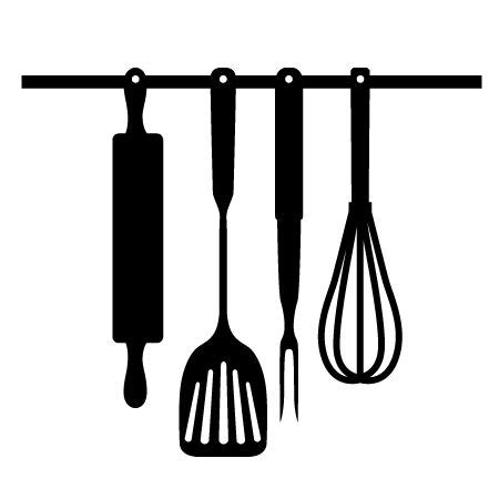 ustensile de cuisine kitchen utensils svg svg 39 s for the cut