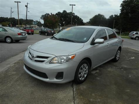 Toyota Pensacola by 2013 Toyota Corolla For Sale By Owner In Pensacola Fl 32592