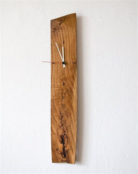 large wall clock modern wall clock unique clock salvaged
