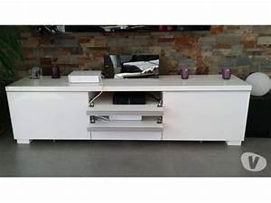 Ikea Meuble Télé : meuble tv ikea blanc offres ao t clasf ~ Melissatoandfro.com Idées de Décoration