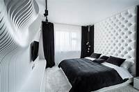 black and white bedroom 40 Beautiful Black & White Bedroom Designs