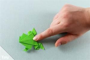 Origami Für Anfänger : origami tiere falten 12 anleitungen von leicht bis ~ A.2002-acura-tl-radio.info Haus und Dekorationen