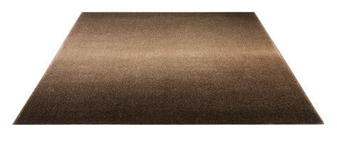tapis marron chocolat