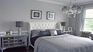 Master bedroom wall colors, romantic bedroom ideas grey ...