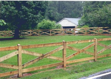 Ranch Style Wood Fence Designs ~ crowdbuild for