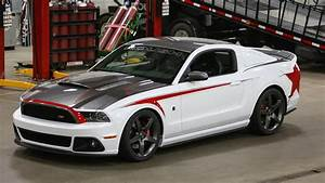 Roush Showcases Custom 2014 Stage 3 Mustang - autoevolution