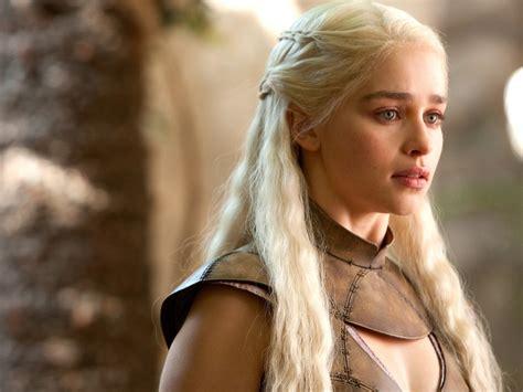 Wallpaper Khaleesi, Emilia Clarke, Daenerys Targaryen, Hd