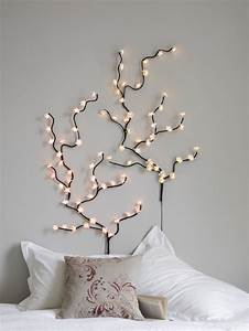 Amazing, Ways, To, Brighten, Up, Your, Home, With, Fairy, Lights, On, Walls