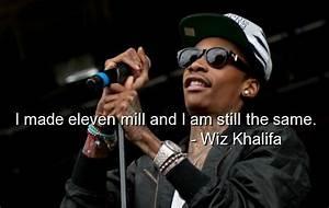 Wiz khalifa, qu... Wiz New Quotes
